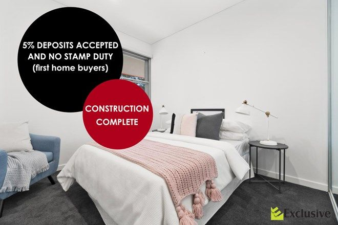 Picture of 304/19-23 Short Street, HOMEBUSH NSW 2140