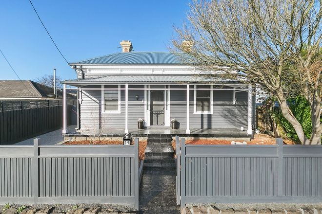 Picture of 19 Roebuck Street, NEWTOWN VIC 3220