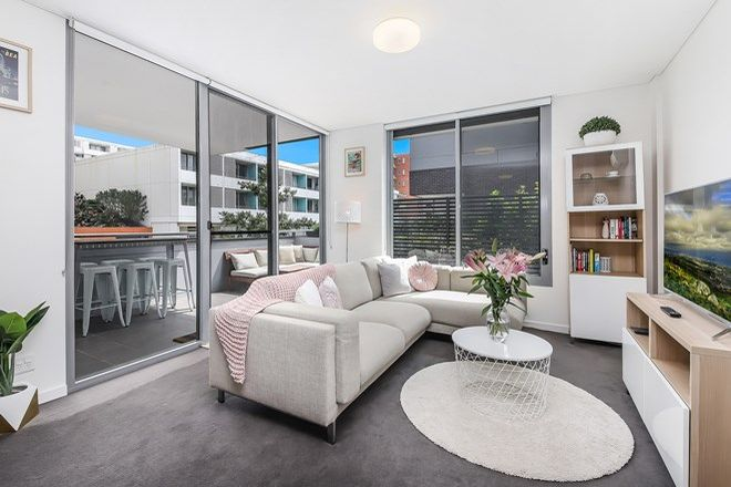 Picture of 202/9 Baywater Drive, WENTWORTH POINT NSW 2127