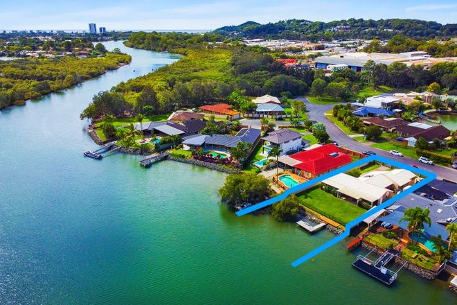 Picture of 9 Chown Avenue, CURRUMBIN WATERS QLD 4223