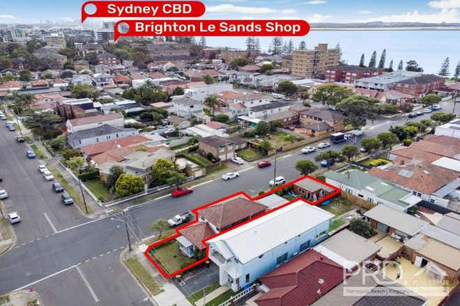Picture of 26 Roslyn Avenue, BRIGHTON-LE-SANDS NSW 2216