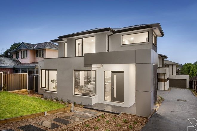 Picture of 2/11 Braeside Avenue, CAMBERWELL VIC 3124