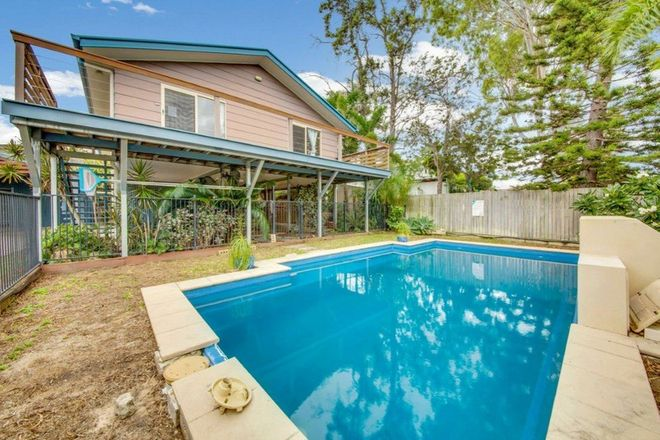 Picture of 95 Malpas Street, BOYNE ISLAND QLD 4680