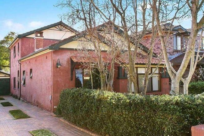Picture of 123 Davidson Avenue, CONCORD NSW 2137