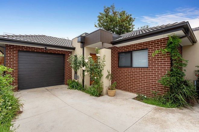 Picture of 3/141 Porter Road, HEIDELBERG HEIGHTS VIC 3081
