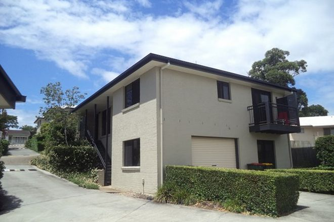 Picture of 4/27 Oatland Crescent, HOLLAND PARK WEST QLD 4121