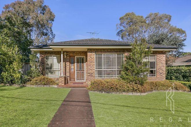 Picture of 1/14 Henderstone Street, DENISTONE EAST NSW 2112