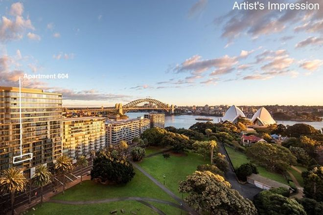 Picture of 604/71 Macquarie  Street, SYDNEY NSW 2000