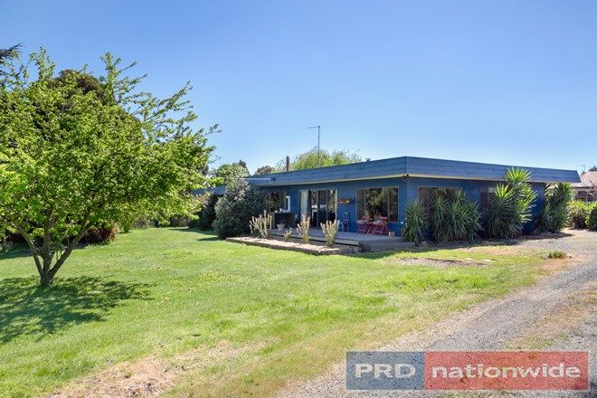 Picture of 21 Bandys Road, SMYTHESDALE VIC 3351