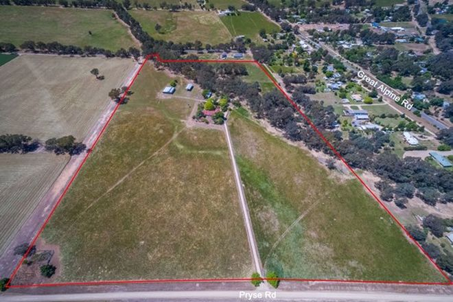 Picture of 36 Pryse Road, TARRAWINGEE VIC 3678