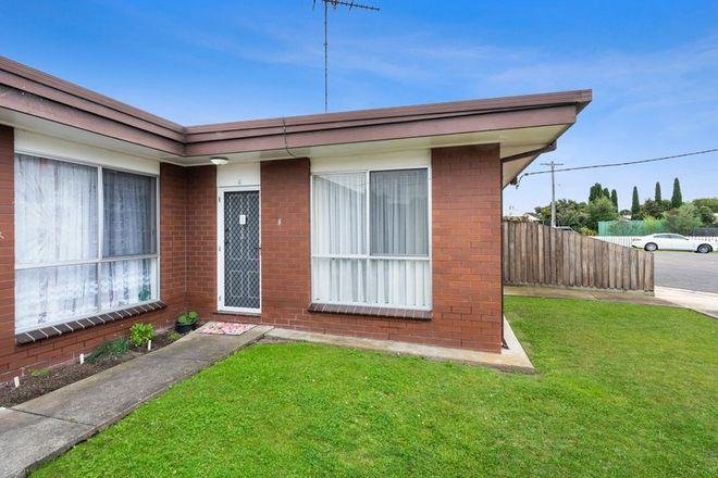 Picture of 6/3 Lancaster Avenue, NEWCOMB VIC 3219