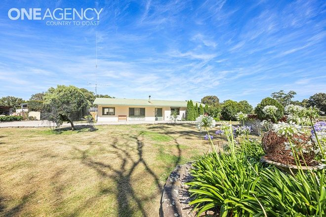 Picture of 187 Moe Willow Grove Road, TANJIL SOUTH VIC 3825