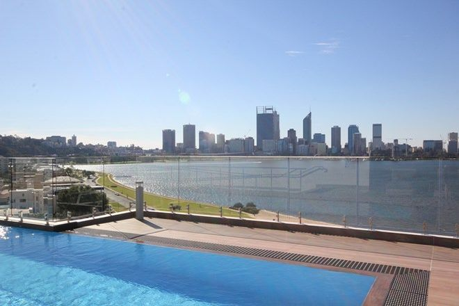 Picture of 307/5 Harper Terrace, SOUTH PERTH WA 6151