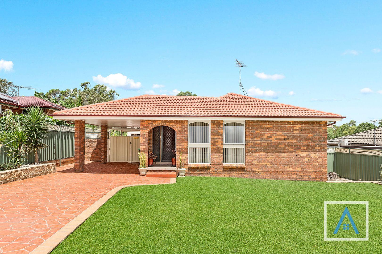 8 Wyndham Avenue, Leumeah NSW 2560, Image 0