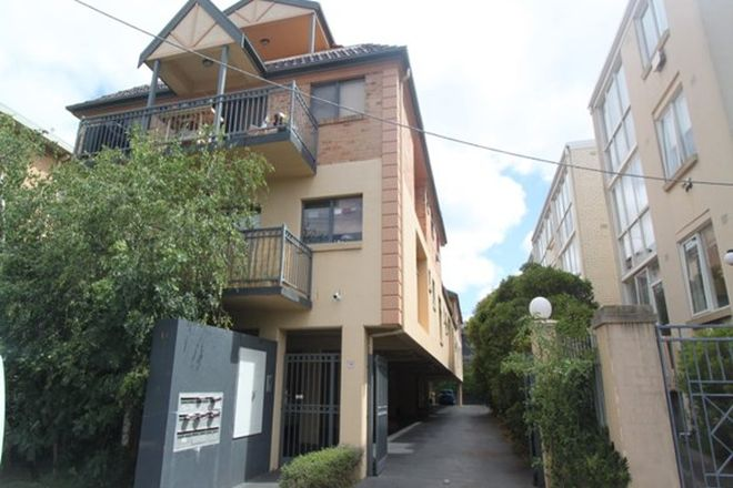 Picture of 8/18 Cardigan Street, ST KILDA EAST VIC 3183