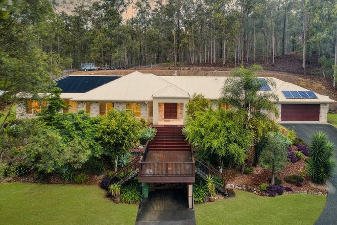 Picture of 4 Willow Glen Court, BUNYA QLD 4055