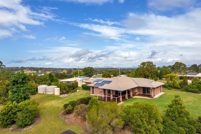 Picture of 21 Arlington Road, VICTORY HEIGHTS QLD 4570