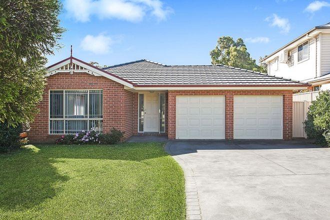 Picture of 28 Heathfield Street, KELLYVILLE RIDGE NSW 2155