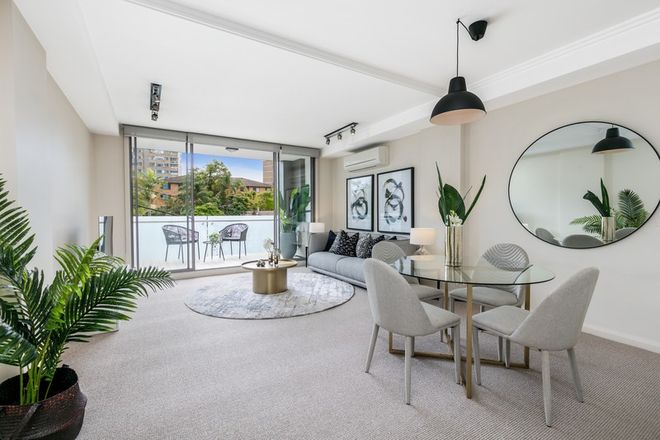 Picture of 209/7 Parraween Street, CREMORNE NSW 2090