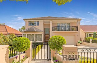 Picture of 93 WALLIS AVENUE, Strathfield NSW 2135