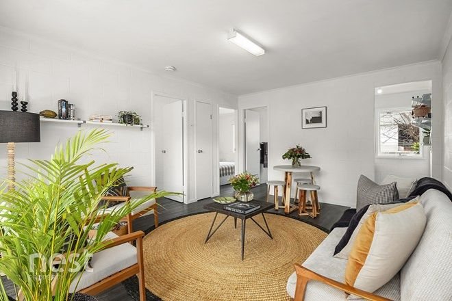 Picture of 11/5 Beach Road, SANDY BAY TAS 7005