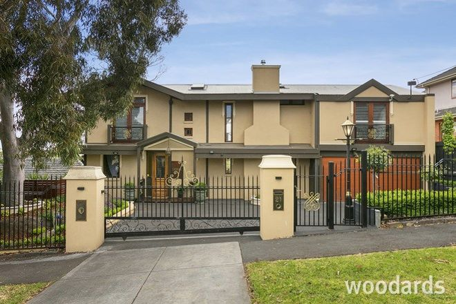 Picture of 21 Parring Road, BALWYN VIC 3103