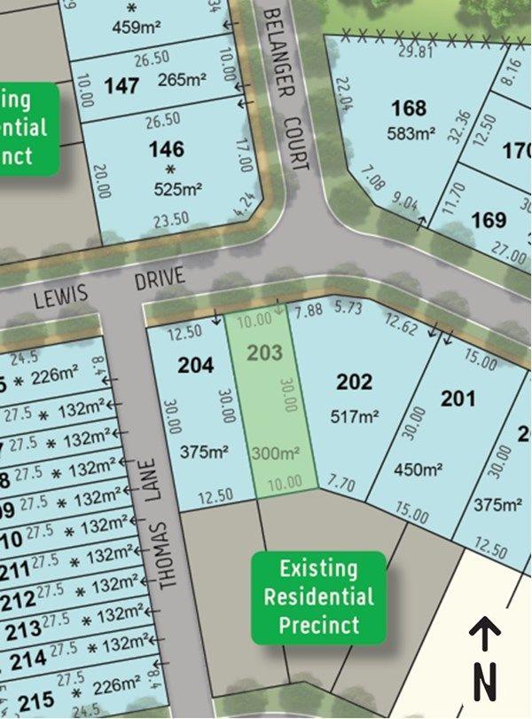 Lot 203 Lewis Drive, Blakeview SA 5114, Image 0