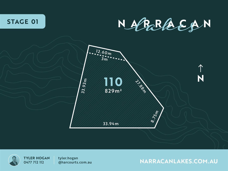 Lot 110 Narracan Lakes, Newborough VIC 3825, Image 0