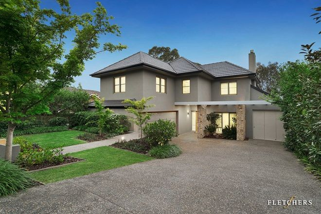 Picture of 59 Mountain View Road, BALWYN NORTH VIC 3104
