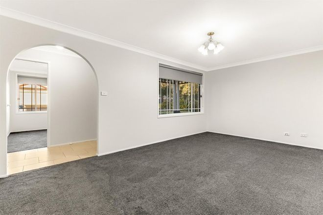 Picture of 4 Guernsey Way, STANHOPE GARDENS NSW 2768