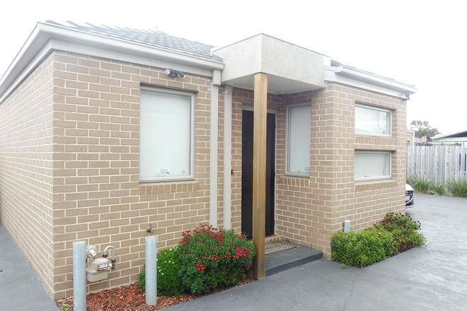 Picture of 2/26 Westall Street, THOMASTOWN VIC 3074