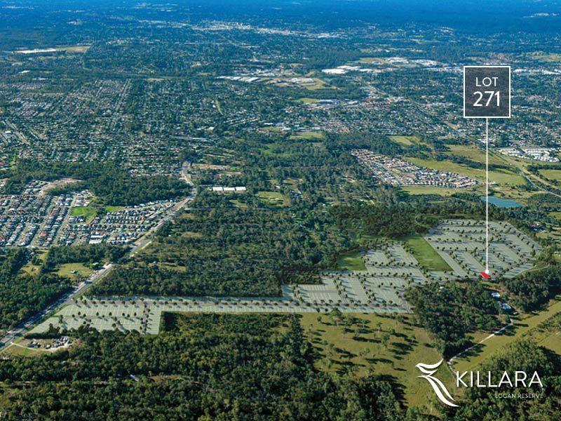Lot 271 Killara Blvd, Logan Reserve QLD 4133, Image 0