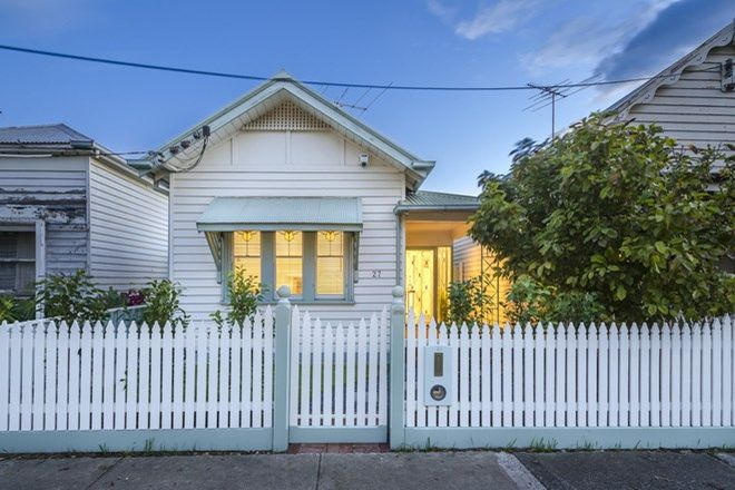 Picture of 27 Twyford Street, WILLIAMSTOWN VIC 3016