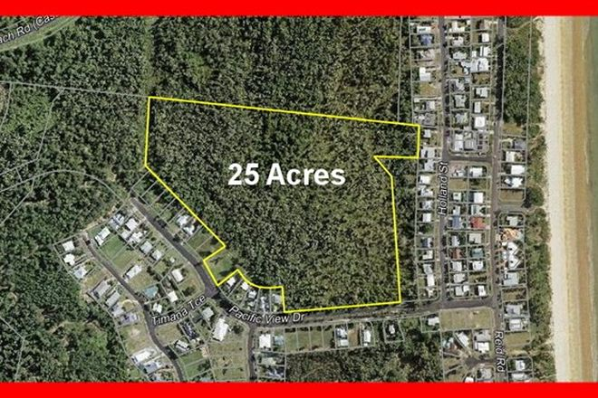 Picture of Lot 2 Pacific View Drive, WONGALING BEACH QLD 4852