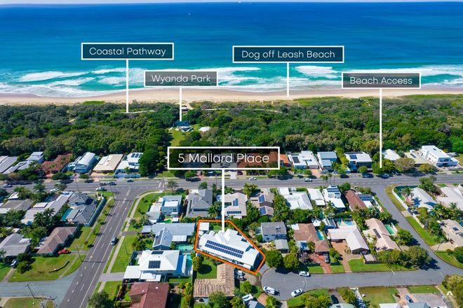 Picture of 5 Mallard Place, BOKARINA QLD 4575