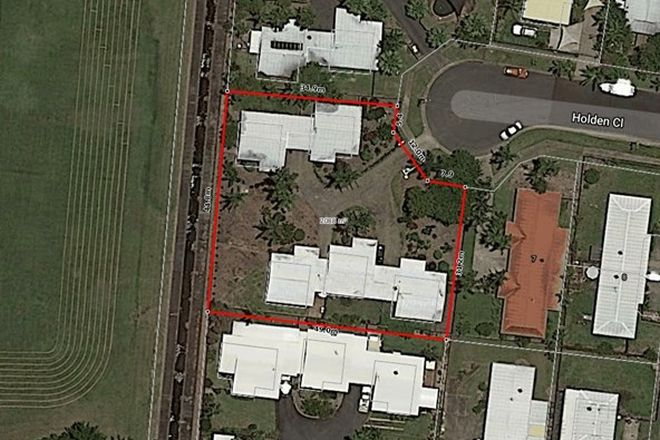 Picture of 5 Holden Close, WHITFIELD QLD 4870