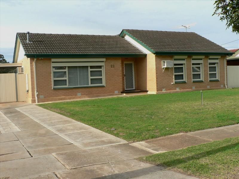 22 Blackham Cresent , Smithfield Plains SA 5114, Image 0