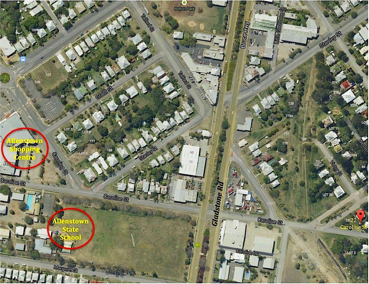 22 Caroline Street, Depot Hill QLD 4700, Image 1