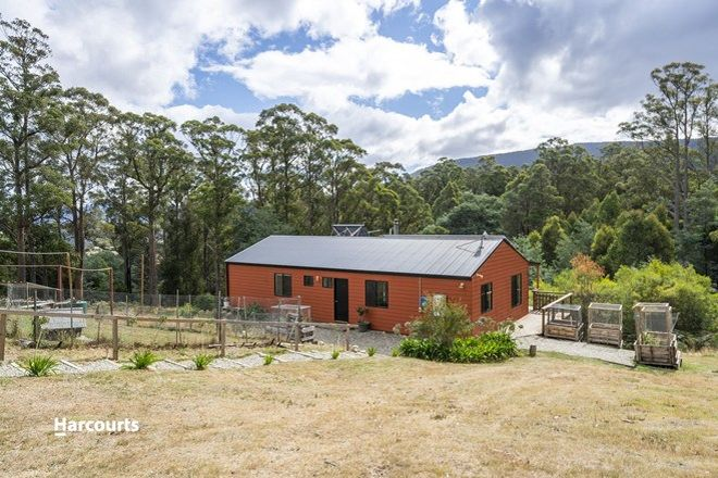 Picture of 144b Misty Hill Road, MOUNTAIN RIVER TAS 7109