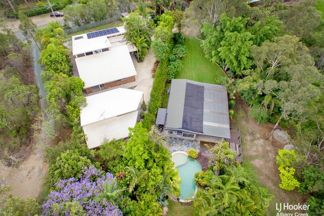 Picture of 13 Beech Drive, CASHMERE QLD 4500