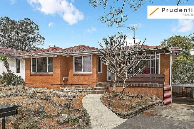 Picture of 39 Leumeah Road, LEUMEAH NSW 2560