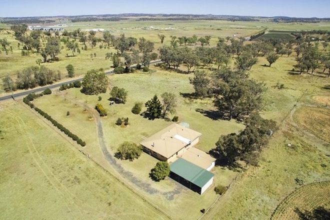 Picture of 1272 Toowoomba Cecil Plains Road, WELLCAMP QLD 4350