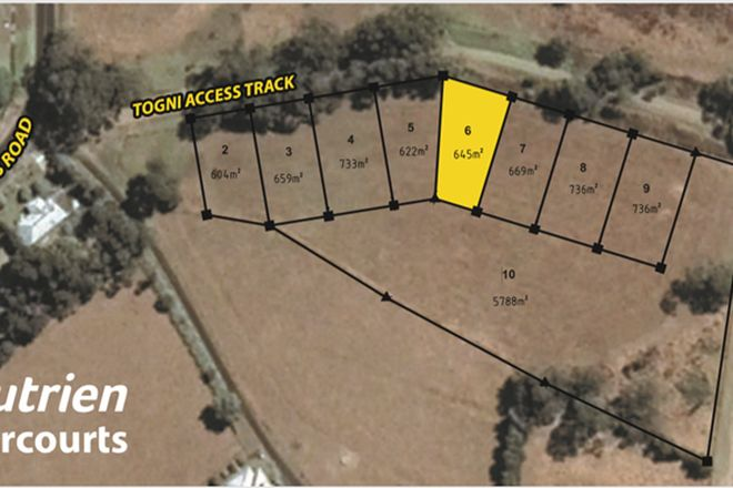 Picture of Lot 6/6-22 Togni Access Rd, TIMBOON VIC 3268