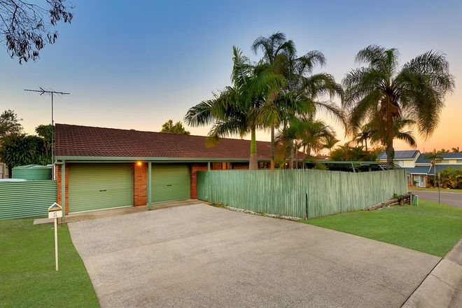 Picture of 1 Narmar Court, EIGHT MILE PLAINS QLD 4113