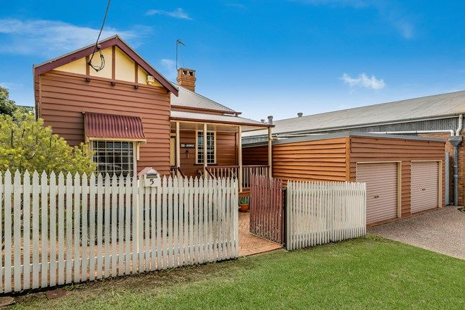Picture of 5 Grange Street, TOOWOOMBA CITY QLD 4350