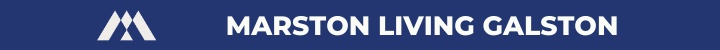 Branding for Marston Living Galston