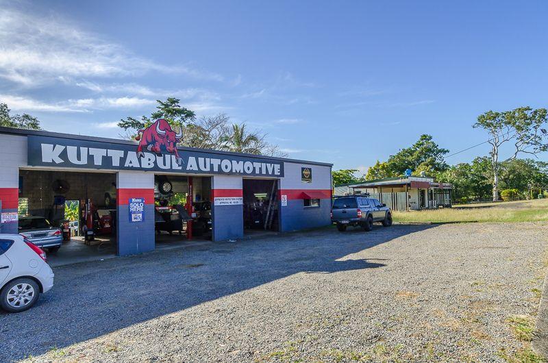 Lot 8 Geeberga Buthurra Road, Kuttabul QLD 4741, Image 1