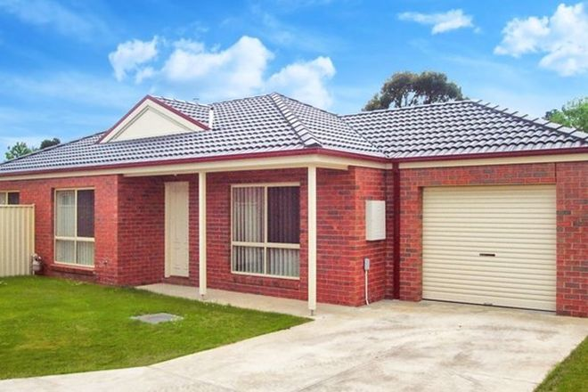 Picture of 4/4 Haines Street, BROWN HILL VIC 3350