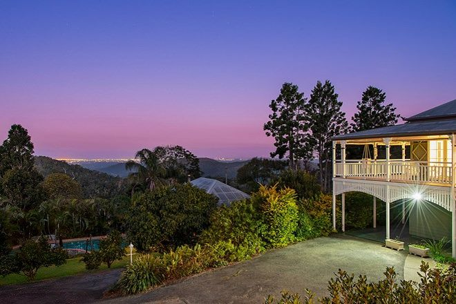 Picture of 37 Fahey Road, MOUNT GLORIOUS QLD 4520