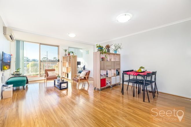 Picture of 28/14-16 Station  Street, HOMEBUSH NSW 2140